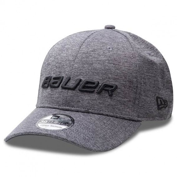Kšiltovka Bauer New Era Gray