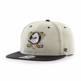 Snapback Anaheim Ducks Cement '47 Captain
