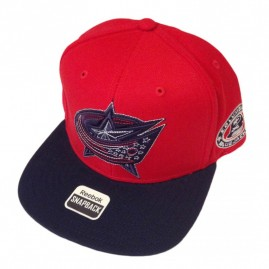Snapback Columbus Blue Jackets Two Tone