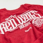 NHL Tričko Detroit Red Wings od značky Reebok.