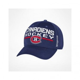 Kšiltovka Montreal Canadiens Locker Room Flex Cap