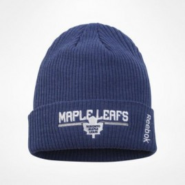 Zimní Čepice Toronto Maple Leafs Locker Room Knit