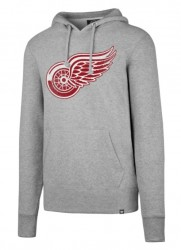Mikina Detroit Red Wings Knockaround '47 Pullover Hood