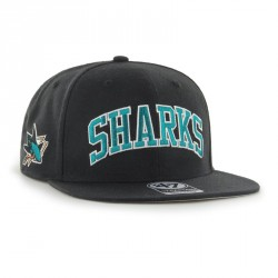 Snapback San Jose Sharks Kingswood '47 Captain