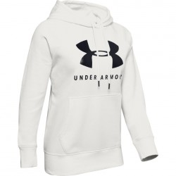 Dámská Mikina Under Armour Rival Fleece Sportstyle Graphic Hoodie