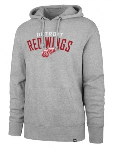 Mikina Detroit Red Wings Outrush '47 Headline Pullover Hood